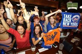 Top Sports Bars In Nyc World Series In New York The Best Baseball Bars For Rooting On