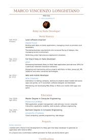 Sample Resume Of Software Developer by Lead Software Engineer Resume Samples Visualcv Resume Samples