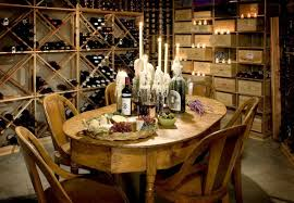 inviting wine cellars design ideas featuring sturdy wall drilled