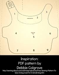 the 25 best dog coat pattern ideas on pinterest dog coat