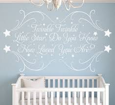 Stickers For Walls In Bedrooms by Best 25 Nursery Wall Quotes Ideas Only On Pinterest Baby Room