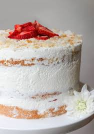 layered tres leche cake with strawberries recipe layering