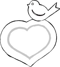 heart coloring pages book uniquecoloringpages clip art library