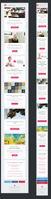 create email newsletter template best 25 email newsletters ideas on email newsletter
