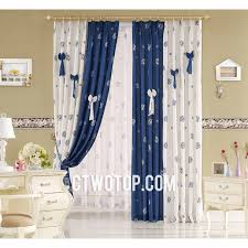 White And Navy Curtains Best Cheap Polka Dots Eco Friendly Organic Navy And White Home