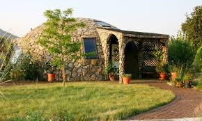 small dome home lexa dome tiny homes 540 sq ft dome cabin we ve tiny monolithic dome homes