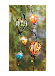 Outdoor Light String by Amazon Com Home Iridescent 10 Light String Patio Garden Indoor