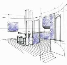 cuisine satellite perspective d une cuisine ouverte philippe ponceblanc architecte d