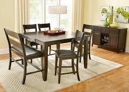 NICKI  PC CNTR HT DINETTE Dining Sets Dining - Dining room table sets counter height