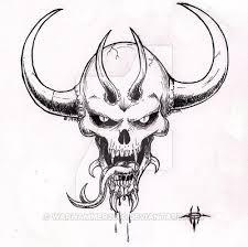 skull i by warhammer2000 on deviantart
