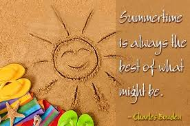 celebrate the happiest season of the year with summer quotes