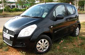 my black little bull my black ritz zxi maruti suzuki ritz
