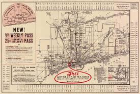 Cta Map Chicago Northwest Branch Cta