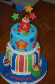 alvin and the chipmunks cake toppers alvin and the chipmunks cake ideas gallery picture cake design
