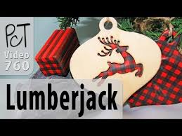 christmas lumberjack plaid polymer clay cane project pct free