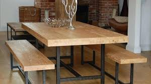 round dining table with bench seating starrkingschool dining table