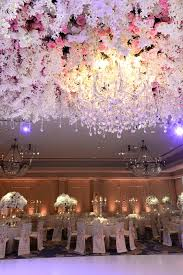 best 25 flower ceiling ideas on pink wedding flower