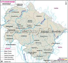 world map with rivers and mountains labeled pdf uttarakhand river map uttarakhand rivers