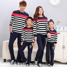 aliexpress buy family set clothes for and