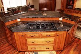 designing a comfortable kitchen island for easy entertaining luxury of an island range