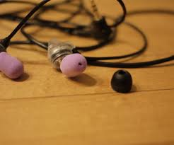 poor man u0027s earbud replacement covers from ear plug 4 steps with