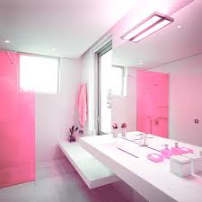 Pink Tile Bathroom Innovative Pink Bathroom Decorating Ideas And Best 25 Pink