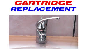 how to repair a single handle kitchen faucet how to replace the cartridge in a mixer tap youtube