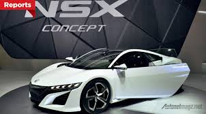 Honda Nsx 2015 Sold Out In Uk Autonetmagz