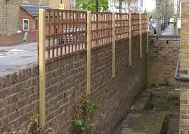 garden fencing hackney fences east london north london