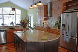 ornamental gold granite countertop houzz