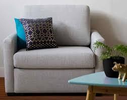 sofa bed single haru single sofa bed cygnet grey made 41497