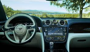 2017 bentley bentayga interior why the 2018 bentley bentayga justifies the price tag style
