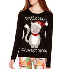 meowy christmas sweater girly girl by author kristin billerbeck a toast to christmas