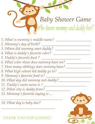 who knows best baby shower items similar to baby shower printable instant who