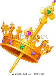 mardi gras crowns scepter stock images royalty free images vectors