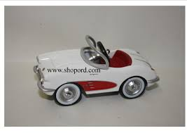 hallmark 2015 kiddie car classics chevrolet 1958 corvette ornament
