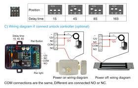 wireless sd card video recording video door phone rfid keyfobs