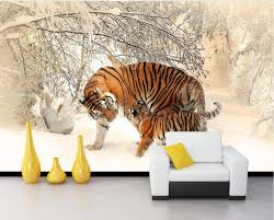 3d Murals by Compare Prices On Tiger Wallpaper 3d Online Shopping Buy Low