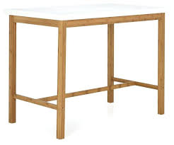 table de cuisine hauteur 90 cm table e manger haute awesome actif table cuisine scandinave systme