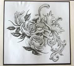 rose vine tattoo designs best tattoo designs
