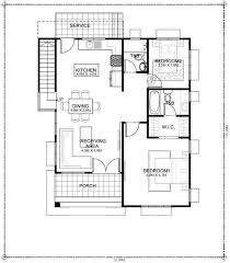 small modern floor plans fascinating philippine house designs and floor plans for small
