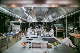restaurant cuisine ouverte nouveau la brasserie californienne frame 15e