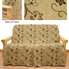 charlotte skirted futon cover buy from manufacturer and save