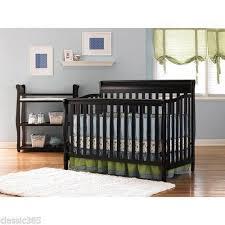Rockland Convertible Crib Convertible Crib Ebay