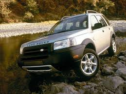 land rover one land rover freelander loved this one written off by a drunk