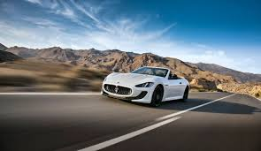 custom maserati granturismo convertible 2017 maserati grancabrio review global cars brands