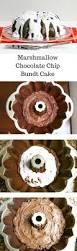 marshmallow chocolate chip bundt cake desserts required