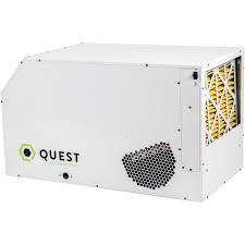 quest dual 155 overhead dehumidifier sylvane