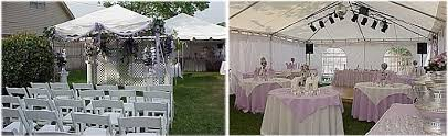 wedding tent rental prices tent rental prices professionally installed aa party and tent