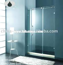 Bathroom Shower Door Seals Glass Door Bathroom Glass Door Seal Pivot Bath Screen